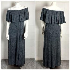 Soft Surroundings Maxi Dress